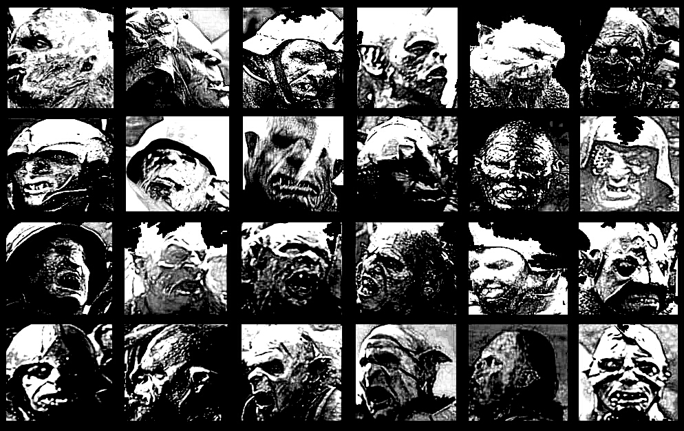 Orcs in The Battle for Middle Earth Orcs