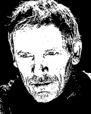 Callum Keith Rennie lotr