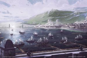 Pelargir-Docks-Heirs-of-Numenor