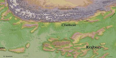 Chelkar