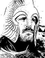 Bearded Gondorian Soldier