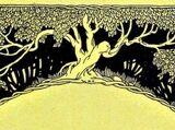 The Bearer's Sleeping Root.