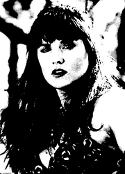 Lucy Lawless lotr
