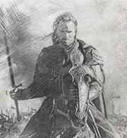 Aragorn-on-horseback