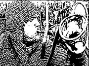 Rohirrim Horn Blower