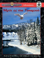 Myth of the Teregond Cover