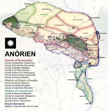Anorien administration