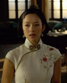 Jiang außerdienstlich
