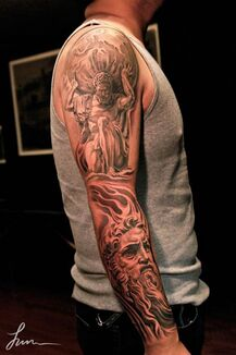 Zeus Tattoo1