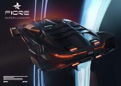 Race skycar