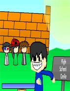 Merrick shorts assassin screenshot