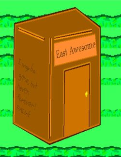 East awesome