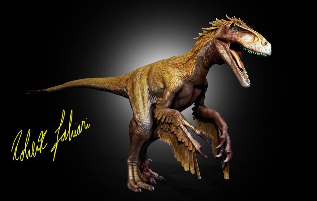 способ динозавр дейноних картинки отримані половинки