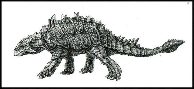 File:Ankylosaurus-phillgonzo.jpg