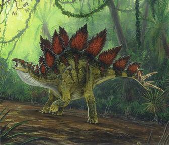 Stegosaurus-Todd-Marshall