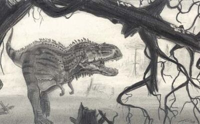 Abelisaurus-Todd-Marshall