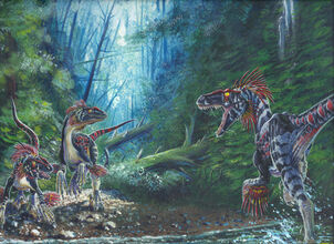 Deinonychus-Todd-Marshall