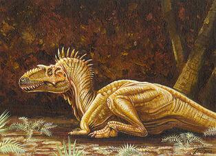 Albertosaurus-Todd-Marshall