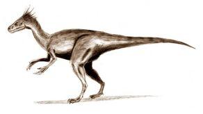 Ornitholestes-Arthur-Weasley