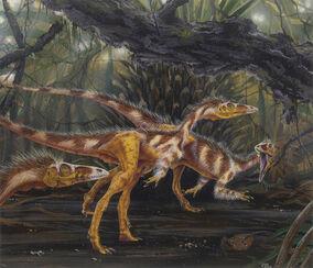Compsognathus-Todd-Marshall