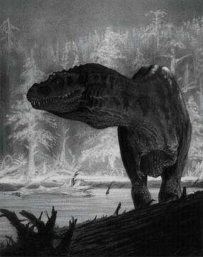 Tarbosaurus-Todd-Marshall