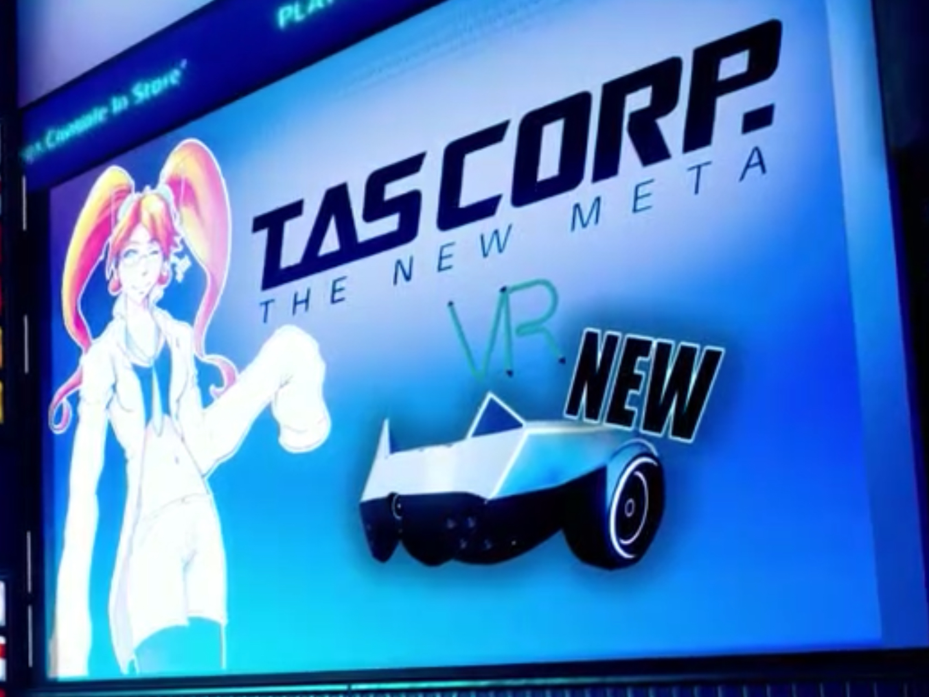 Tas Corp Meta Runner Wiki Fandom