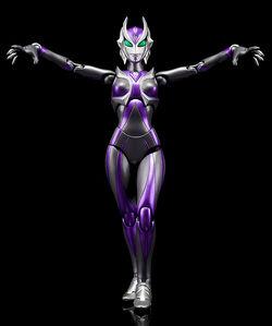Ultrawoman Nephthys