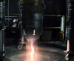 Plasma Drill In Action