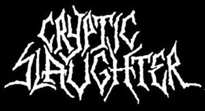 Cryptic Slaughter – Logo