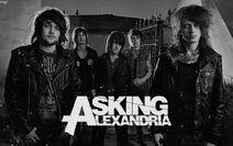 Asking alexandria wallpaper by mr enjoy-d561yj8