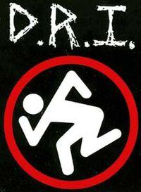 D.R.I. – Logo