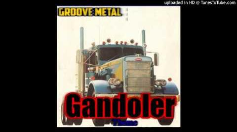 Groove metal music - Gandoler Theme