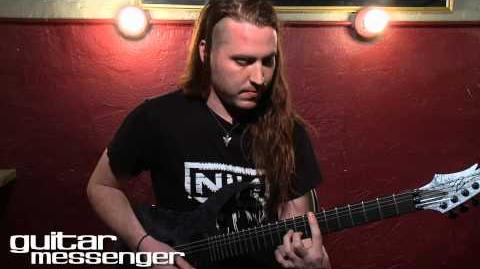 Michael Keene - The Faceless-Michael Keene - GuitarMessenger.com Masterclass