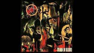 Slayer - Raining Blood