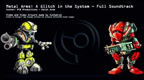 Metal Arms Glitch in the System - Full Soundtrack + Download