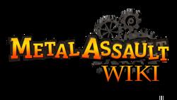 MetalAssault Logo