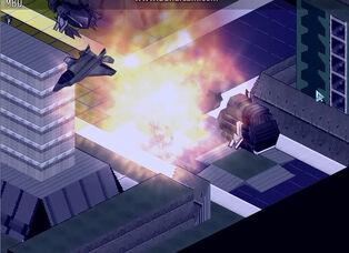 Metalbird tactics airstrike