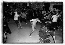 Hardcore dance