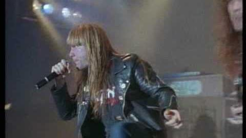 Iron Maiden - Aces High - Official Video