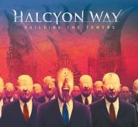 Halycon Way - Building the towers
