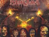 Fleshcrawl - As Blood Rains From The Sky... We Walk The Path Of Endless Fire