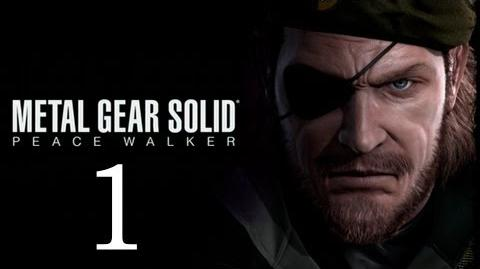 Escenas cinemáticas de Metal Gear Solid: Peace Walker