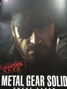 Pachislot MGS3 pamphlet front