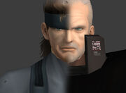 Solid and Solidus Snake