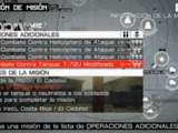 Misiones de Metal Gear Solid: Peace Walker