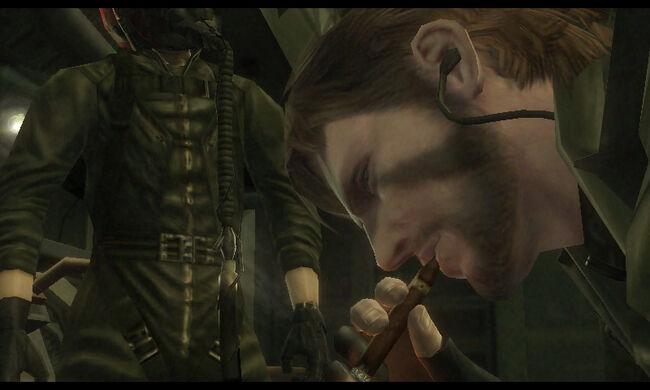MGS Snake Eater 3DS 3