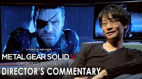 Metal Gear Creator Analyses Ground Zeroes Opening Scene