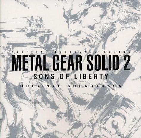 Metal gear solid 4: guns of the patriots original soundtrack.
