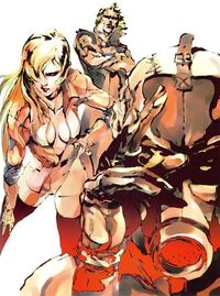Metal Gear Solid 1 The Twin Snakes Villions