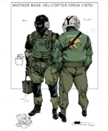 Militaires Sans Frontières Metal Gear Wiki Fandom Powered By Wikia